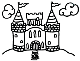 disney castle coloring pages s s disney cinderella castle colouring pages