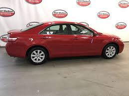 2007 Used Toyota Camry 4dr Sedan V6 Automatic XLE at East Madison ...