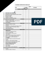 Equipment inspection form apc form 107628 equipment inspection report. Checklist For Safety Harness Inspection