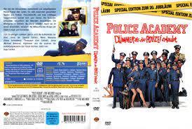Police Academy 1 Duemmer als die Polizei erlaubt german dvd cover