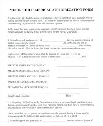 Medical Consent Forms Template Blank Release Form Printable For ...