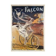 Falcon The Franco American Bicycle Co Print Wall Art Walmart Com