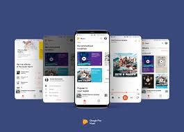 Material Design 2 0 Apps