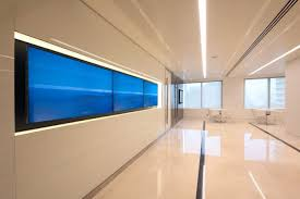 design consultant nulty client presentation centre kuala lumpur commercial office space sophisticated seamlessly integrated lighting