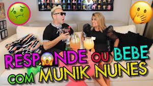 Munik Nunes abre o jogo e revela por que relacionamento com Felipe Araújo  não deu certo: 'Começou a namorar outra pessoa do nada!'; Assista