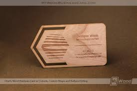 wooden business cards introducing wood business cards made in the usa world