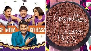 The Kapil Sharma Show Makes Huge Numbers Team Celebrates