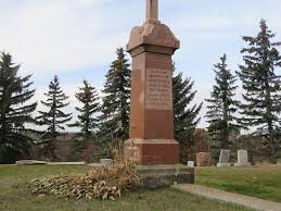 """Felix McHugh of """"McHugh Bluffs"""" buried here - Picture of St Mary's ..."""