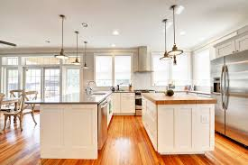 Cool kichler in Kitchen Contemporary with Dover White next to Gray