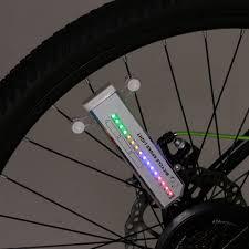 Ems Bicycle Lights Colorful Bicycle Lights Bike Cycling Wheel Spoke Light 32