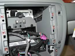 2007 2013 chevrolet silverado and gmc sierra crew cab car audio 2006 chevy silverado stereo wiring harness at Silverado Stereo Wiring Harness
