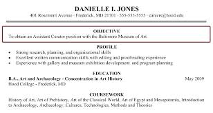 Objectives For Resume Examples – Armni.co
