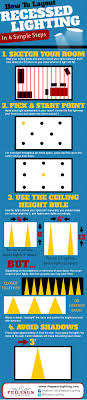 recessed lighting ideas. Here\u0027s How To Map Out Your Recessed Lights (An Infographic) | Pegasus Lighting Blog Ideas