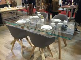 Expandable Glass Dining Room Tables Interior Best Design