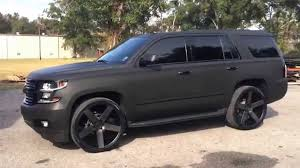 Custom 2015 Tahoe done by Kingpin Autosports - YouTube | Tactical ...