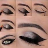 نتیجه تصویری برای 16 مدل زیبا برای آرایش چشم