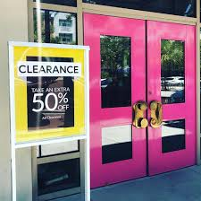 charming charlie pay kennewick charming charlie store to close