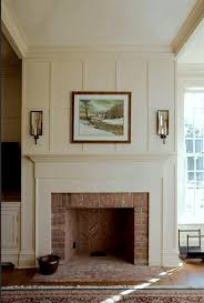 fireplace brick hearth images gallery