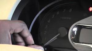 2011 | Toyota | Sienna | Dash Dimmer Switch | How To by Toyota ...