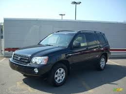 2003 Toyota Highlander Limited Specs - New Cars, Used Cars, Car ...