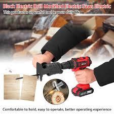 Dụng cụ điện cưa điện sửa đổi khoan điện bộ chuyển đổi đính kèm máy cắt gỗ,  dụng cụ cắt gỗ cầm tay - Máy cắt - Tổng Kho Audio