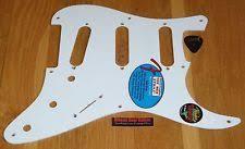 stratocaster guitar pickguard fender stratocaster jimmie vaughan pickguard tex mex strat standard guitar parts
