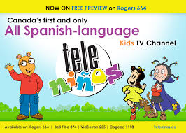 Spanish Tv Chanel Teleniños And Telebimbi 3 Month Free Preview On Rogers