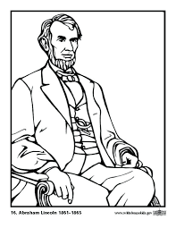 lincoln memorial coloring page coloring page abraham lincoln memorial coloring page