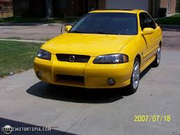 Is the '03 SpecV front bumper compatible with my '04 - Nissan Forum