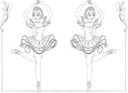 Ballet Shoe Drawing At Com Free For Personal Use Ballerina
