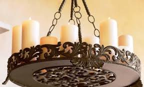 furniture marvelous wrought iron candle chandeliers on outdoor chandelier from outdoor candle chandelier