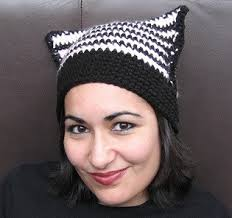 Cat Hat Crochet Pattern Beauteous Crochet Cat Hat