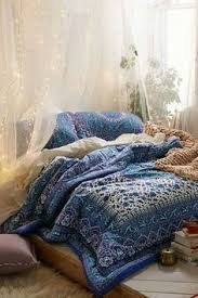 blue bed sheets tumblr. Modren Sheets Imagen Va We Heart It Awesome Beautiful Bed Bedroom Blue  In Blue Bed Sheets Tumblr R