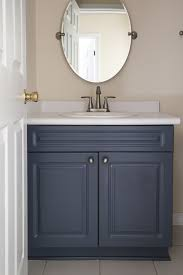 How To Paint A Bathroom Vanity Angela Marie Made Inspiration A Bathroom