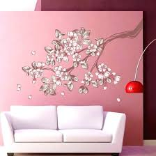 cherry blossoms wall stickers cherry blossom wall stickers vintage cherry blossoms wall sticker cherry blossom wall decal for nursery cherry blossom tree