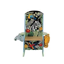 jungle themed furniture. jungle wooden potty chair themed furniture e