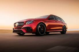 The epa estimates that the e63 s wagon will earn 16 mpg in the city and 23 mpg on the highway. Used 2019 Mercedes Benz E Class Amg E 63 S Review Edmunds