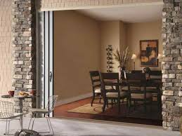 Patio : Replace French Doors With Windows Sliding Glass Door With ...