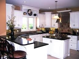 images of kitchens with white cabinets and black countertops white cabinets with black pictures of white kitchen cabinets with black granite countertops