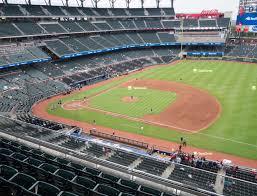 Atlanta Braves Suntrust Park Seating Chart Suntrust Park Section 317 Seat Views Seatgeek