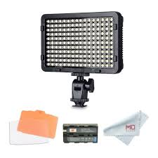 Camera Mount Led Lights Tolifo Pt 176s Led Video Camera Photography Light Panel