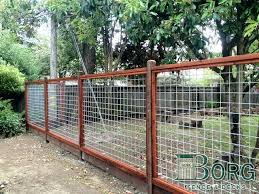 Welded Wire Fence Building Everbilt Installation How To Build A Gate