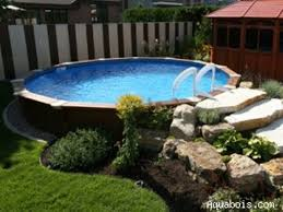 above ground swimming pool ideas. 84 Great Above-Ground Swimming Pool Ideas. Above Ground Deck Ideas, Landscape Ideas