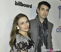 nick simmons and sophie simmons. nick simmons in citi and bud light platinum present the second annual billboard after party sophie