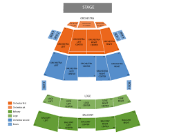 7 Times Union Performing Arts Moran Theater Seating Chart