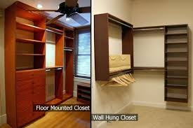 Wall Mounted Bedroom Cabinet Floor Mounted Vs Wall Hung Wall Mounted Bedroom  Wardrobe Cabinets