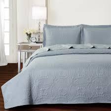 Light Gray Bedspread Mellanni Bedspread Coverlet Set Gray Best Quality
