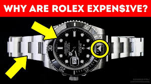 Rolex Crystal Chart Why Are Rolex Watches So Expensive