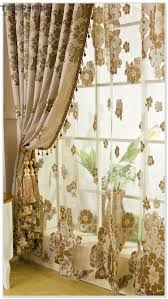 Living Room With Curtains Living Room Curtains Country Style Idea Furniture Design Ideas