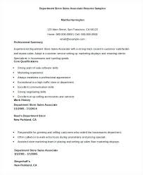 Examples Of A Sales Resume Sales Associate Resume Template Sales